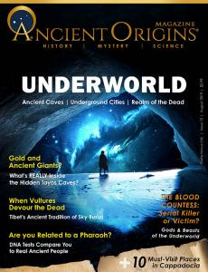 Underworld: Ancient Caves, Underground Cities, Realm of the Dead